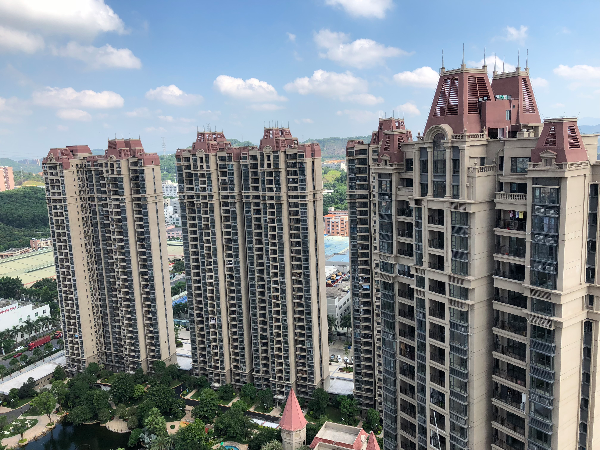 柳州恒大城真石漆项目