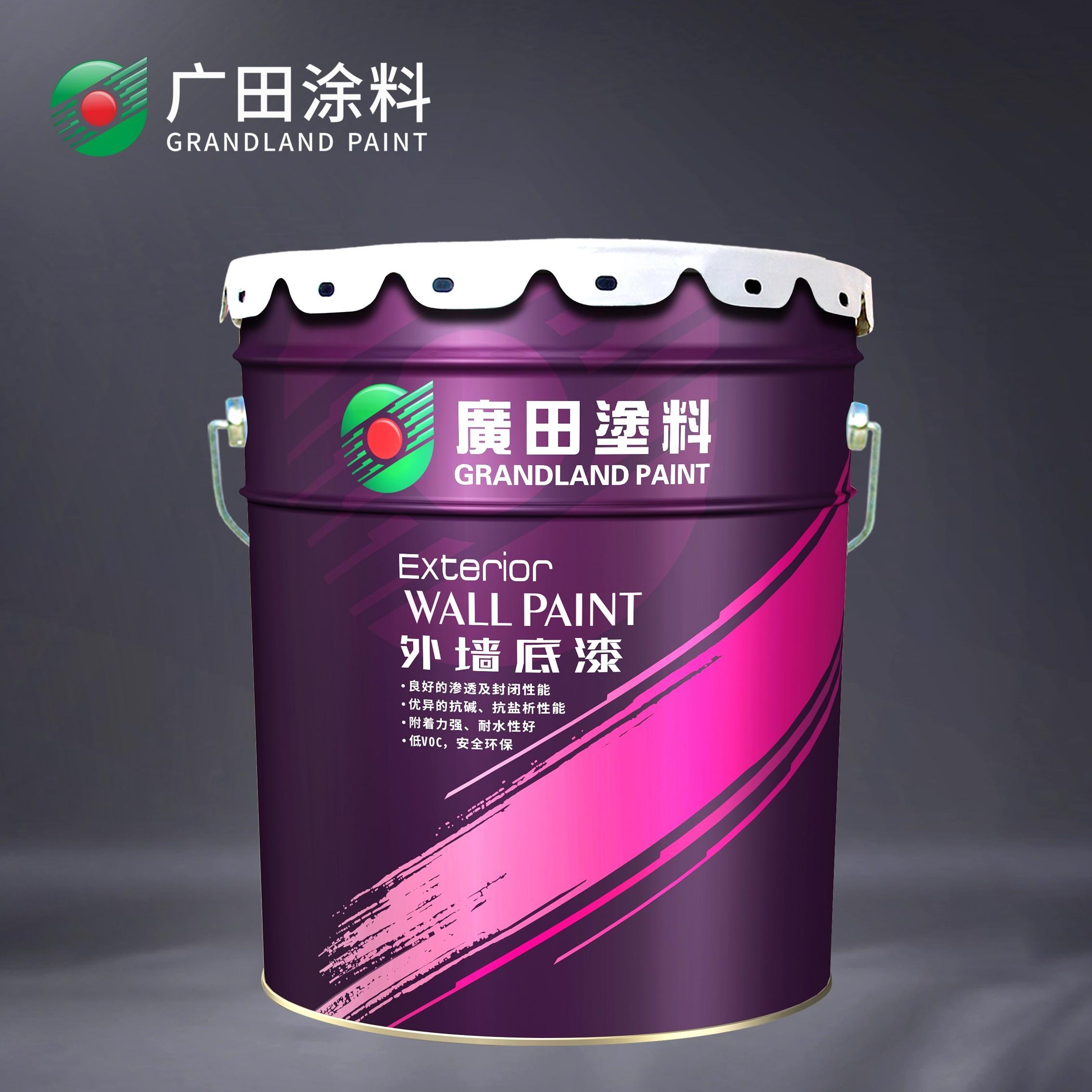 弹性平涂外墙底漆