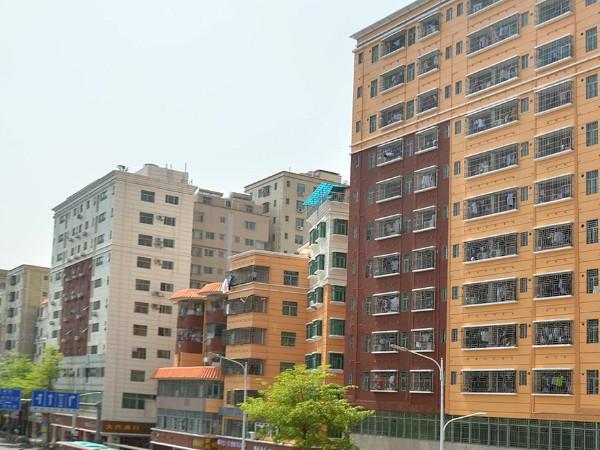 """深圳宝安区""""一河四走廊""""沿线城市建筑风貌提升翻新案例"""