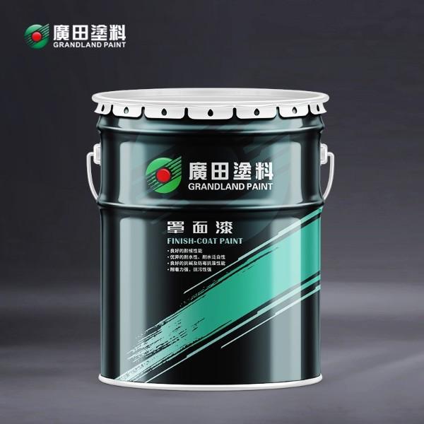 水性双组分聚氨酯罩光漆