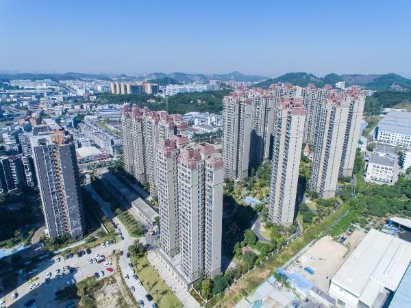 东莞恒大绿洲真石漆项目