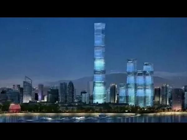 广田集团匠心打造精品幕墙工程,创造城市建筑现代美!