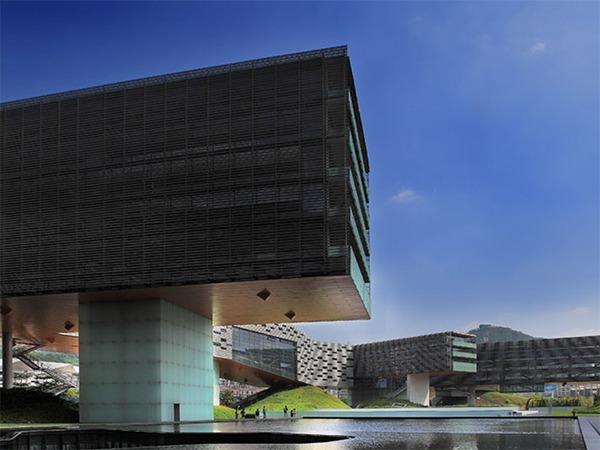 万科总部大楼应用钢结构防腐漆