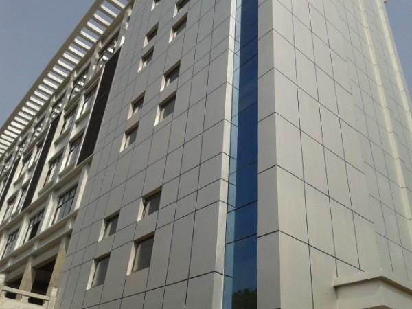 2012-04-03 应城天然气公司 金属氟碳漆