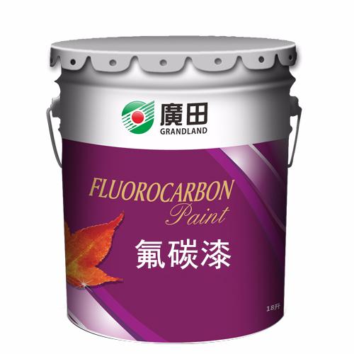 广田G9901水性外墙氟碳金属漆