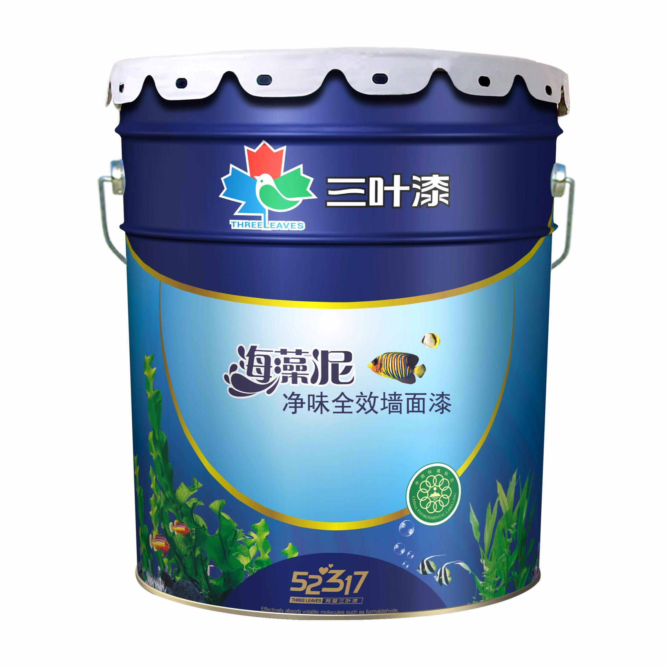 海藻泥超净界全能墙面漆
