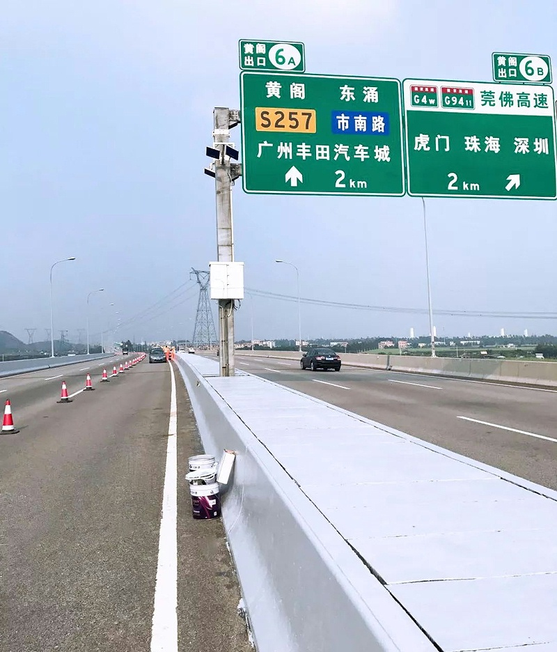 广州南沙港快速路2